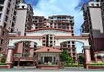 Location vacances Kota Kinabalu - Marina Court Condo @ Mcs Global-4