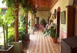 Hôtel Antigua Guatemala - Hotel Palacio Chico 1850-2