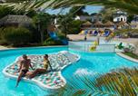 Camping avec Spa & balnéo Saint-Philibert - Camping Sea Green Les Iles-1