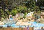 Camping avec Ambiance club Portbail - Camping Domaine des Ormes-1