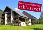Location vacances Feldberg (Forêt Noire) - A2-Studio-fuer-2-Personen-Haus-Albmatte-Menzenschwand-1