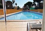 Location vacances El Masnou - Four-Bedroom Holiday Home in El Masnou-4