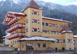Hôtel Finkenberg - Hotel Garni Alpenschlössl-1