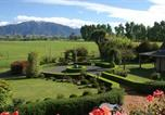 Location vacances Hanmer Springs - Fyffe Country Lodge-1