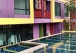 Location vacances Bang Kapi - L style condo-4