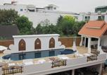 Hôtel Phra Singh - Wangburapa Grand Hotel-2