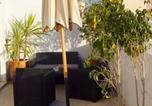 Location vacances Casablanca - Top floor apartment with a beautiful balcony-4