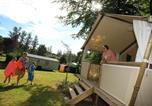 Camping avec Site nature Treignac - Campéole Le Coiroux-3