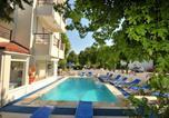 Hôtel İçmeler - Villamar Hotel-4