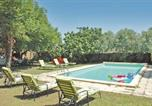 Location vacances Althen-des-Paluds - Holiday home Chemin de Moulin-3
