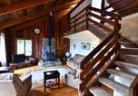 Location vacances Eureka - Big Cabin - Four Bedroom Holiday Home-2