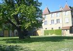 Location vacances Riom - Château de Bourrassol-4