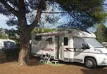 Camping avec WIFI Marseillan - Camping Les Sablettes-1