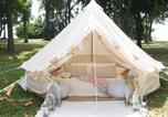 Location vacances Lagoi - Glamping Society - Medium Bell Tent-1