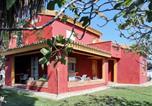 Location vacances Zahora - Villa Carril de la Aceitera 1-4
