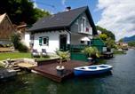 Location vacances Seeboden - Smileys Seehäuschen-2
