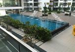 Location vacances Seri Kembangan - Montbleu Suites @ Equine Park-3