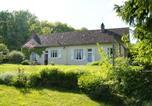 Location vacances Quarré-les-Tombes - Maison De Vacances - Crottefou-3