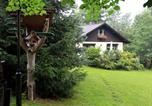 Location vacances Waltershausen - Holiday home Am Wald 1-3