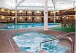 Hôtel Stevens Point - Econo Lodge Inn & Suites Stevens Point-2