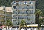 Hôtel Siteler - B&B Yuzbasi Beach-1