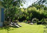 Location vacances Fargues-Saint-Hilaire - La Galoche-1