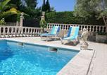 Location vacances La Colle-sur-Loup - Holiday home Cagnes-sur-Mer-3