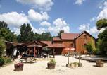 Camping avec WIFI Vitrac - Camping Les Deux Vallées-2