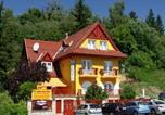Hôtel Miskolc - Zenit Panzió-1