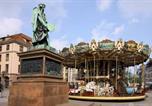 Location vacances Strasbourg - Triplex avec poutres apparentes-1