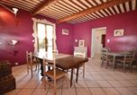 Location vacances Loriol-du-Comtat - Holiday Home Carpentras with a Fireplace 05-4