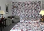 Hôtel Truro - Rainbow Motel-3