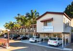 Hôtel Hamilton - Riverview Motel-1