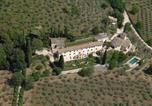 Location vacances Cerreto di Spoleto - Villa della Genga Country Houses-4
