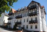 Hôtel Wolgast - Haus an der Seebrücke-4