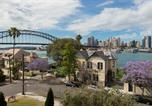 Location vacances North Sydney - Lux Sydney Studio with Dream Harbour Views-1