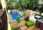 Location vacances Na Kluea - Natcha Pool Villa 45024 by Zhou-3