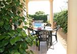 Location vacances Beniarbeig - Villas Benicadims - Btb-2