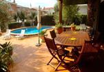 Location vacances Cerdanyola del Vallès - Villa Albeniz-2