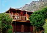 Location vacances Southern Suburbs - Lakeside Mountain Cottages-4