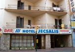 Hôtel Sant Feliu de Guíxols - Hotel Jecsalis-1