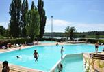 Camping en Bord de lac Dordogne - Flower Camping du Bassin Nautique de Trémolat-1