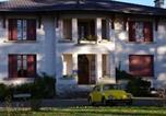 Hôtel Saint-Clar - Chambres d'Hôtes Fondragon Les Cedres-1