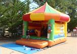 Villages vacances La Chapelle-Hermier - Camping de Sion-1