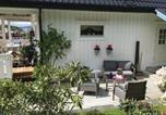 Location vacances Malvik - Three-Bedroom Holiday home Råkvåg with Sea View 07-3