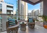 Location vacances Chatswood - Chatswood Self-Contained Modern 1 Bedroom Apartment (512and)-4