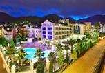 Hôtel Şirinyer - Ideal Pearl Hotel - Adult Only-4