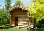 Location vacances Blaison-Gohier - Log Cabin in the Loire Valley-1