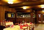Hôtel Tanvald - Hotel Lesní Chata-4