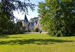 Hôtel Port-Saint-Père - Chambres d'Hôtes Château du Bois de La Noe-4